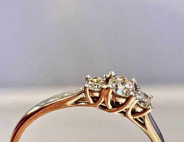 Diamond rings, antique and vintage jewellery Greystones Antiques