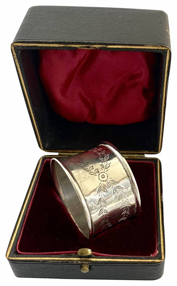 Silver christening gift Greystones Antiques
