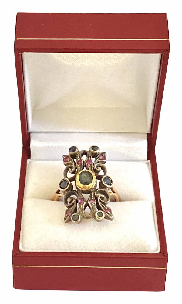 antique & vintage jewellery greystones
