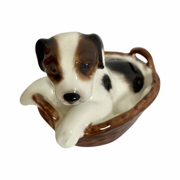 Royal Doulton Dog, Antique silver, jewellery, collectables & more. Greystones Antiques, Co. Wicklow, Ireland. 20km south of Dublin.