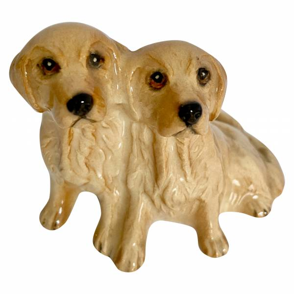 Pair of Beswick Dogs, Antique silver, jewellery, collectables & more. Greystones Antiques, Co. Wicklow, Ireland. 20km south of Dublin.