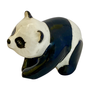 Beswick panda, Antique silver, jewellery, collectables & more. Greystones Antiques, Co. Wicklow, Ireland. 20km south of Dublin.