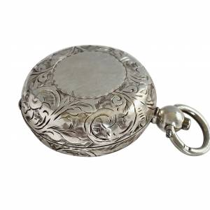 Antique silver sovereign case, Antique silver, jewellery, collectables & more. Greystones Antiques, Co. Wicklow, Ireland. 20km south of Dublin.
